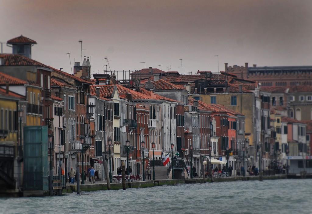 Guideca, Venice, Italy