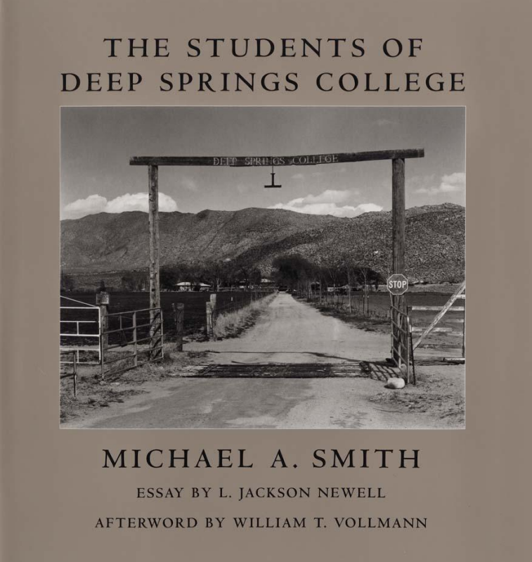 Cover of the book Michael A Smith, The Students of Deep Springs College