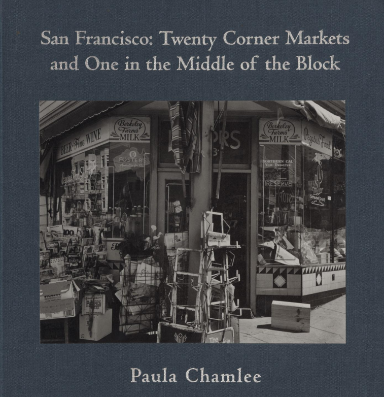 Cover of Paula Chamlee, Twenty Corner Markets and One in the Middle of the Block