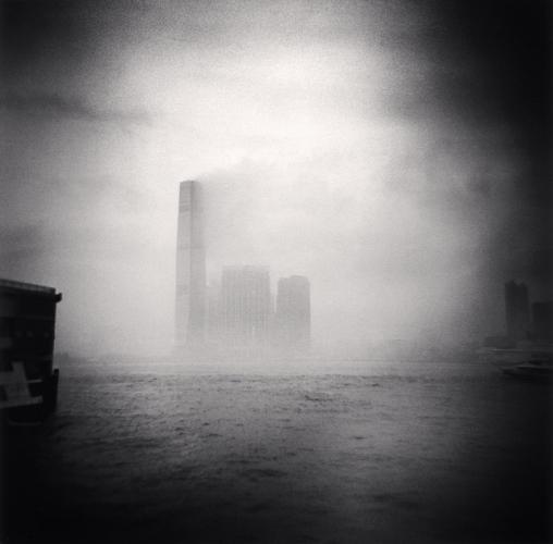 ICC, Study 2, Kowloon, Hong-Kong, China. (c) Michael Kenna, 2011.