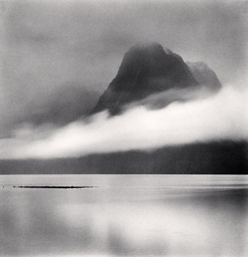 Milford Sound, Study 2. (c) Michael Kenna, 2013.