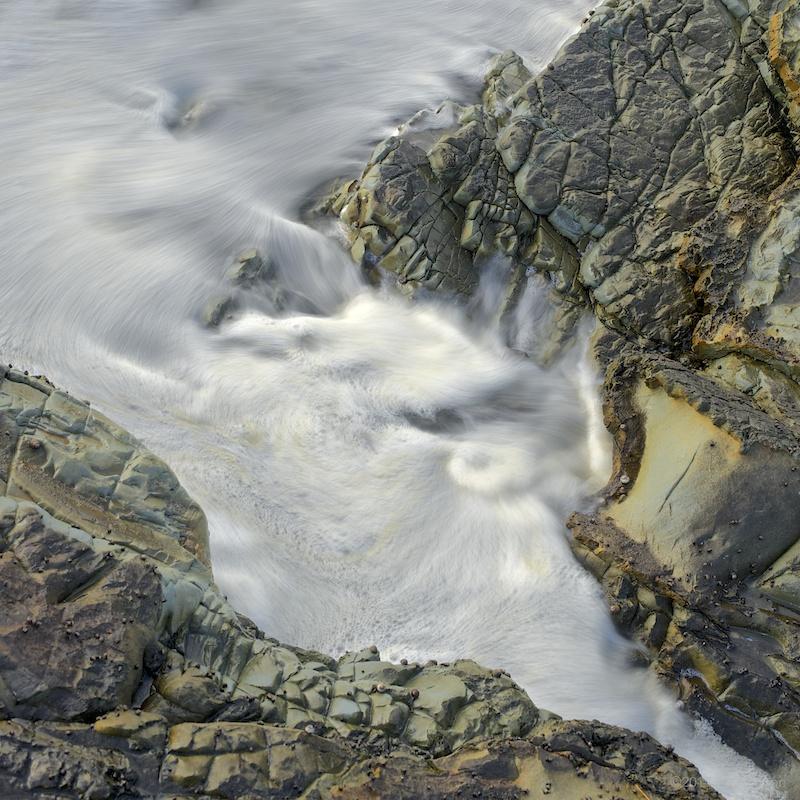 Wave surge - f11 @ 1/5s
