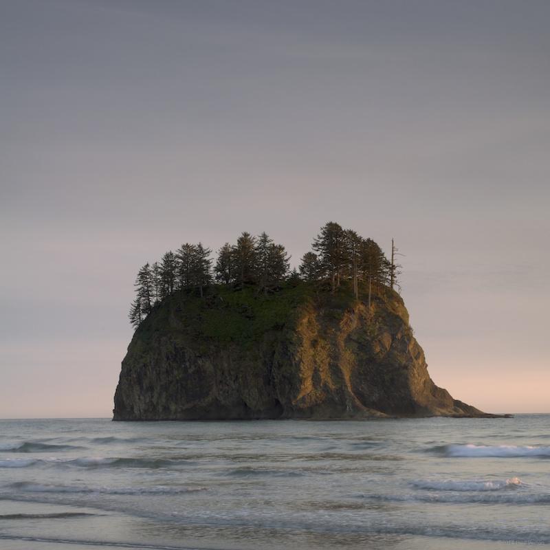 Sea mount - f16 @ 1/6s